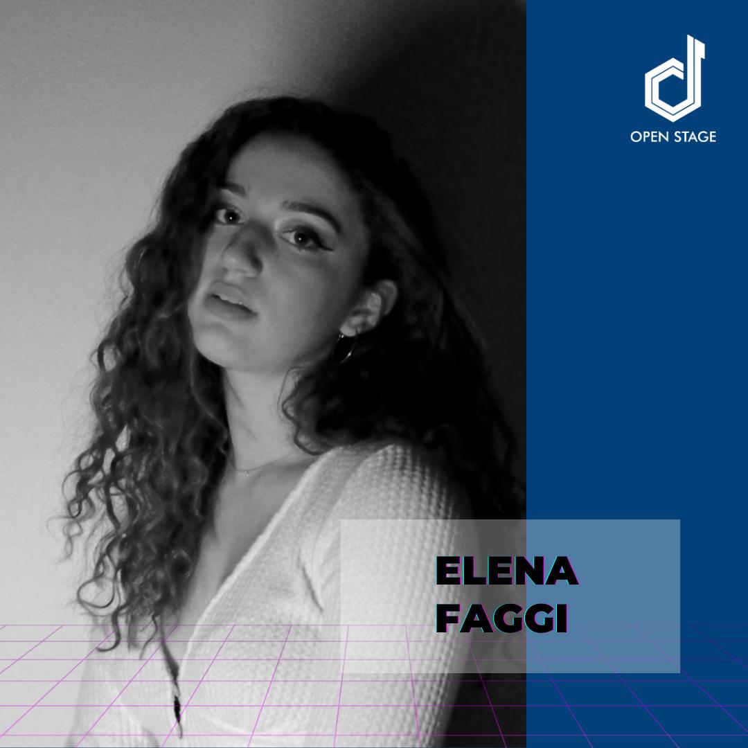 Elena Faggi Open Stage