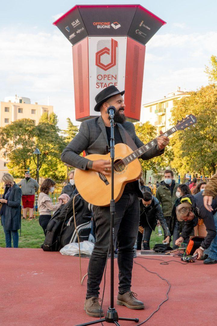 Open stage - Elianto